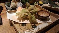 ふきのとうの天ぷら